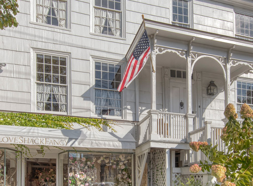 This 230-year-old Hamptons Home Just Hit the Market