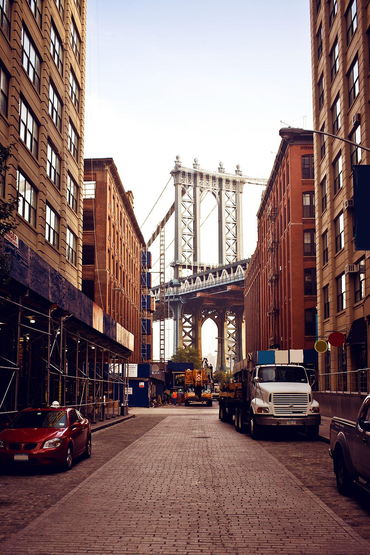 NYC - Manhattan Bridge