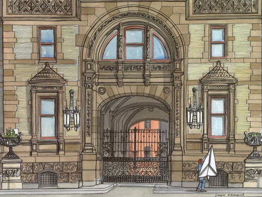 """Posh Portals"" Celebrates New York City's Best Entrances"