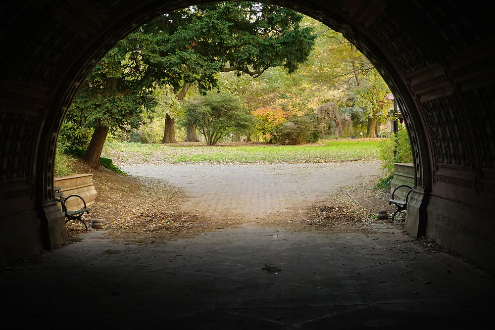 Prospect Park entrance