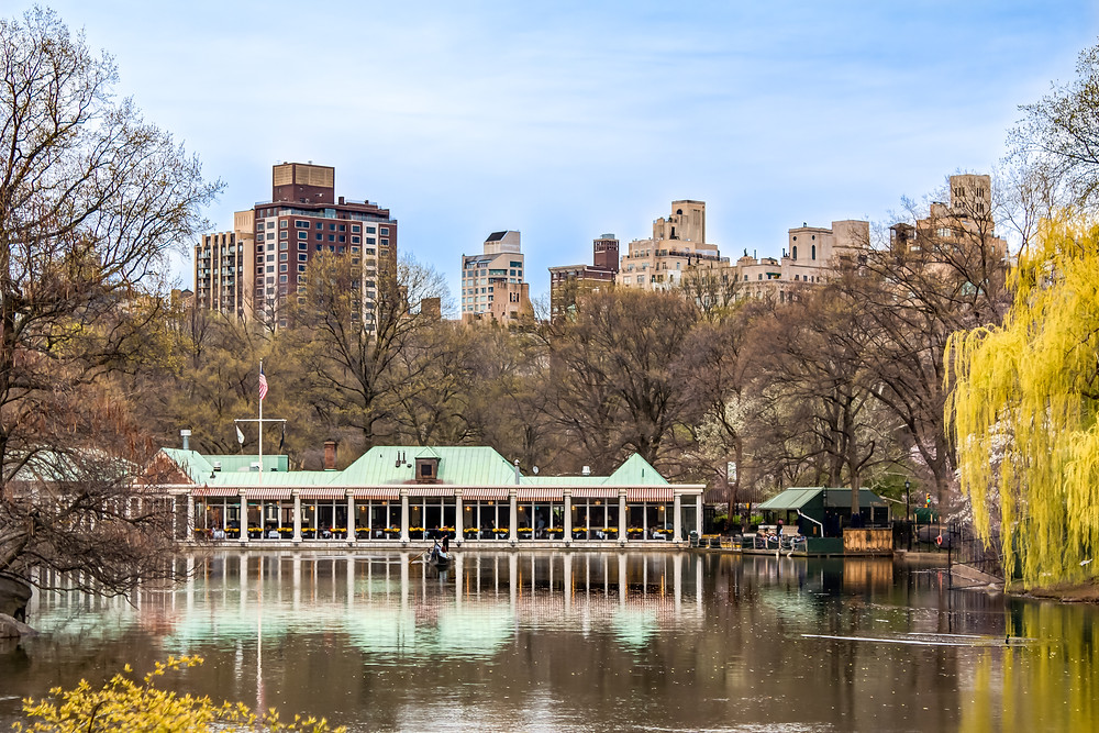 The Lakeside Restaurant at the Central Park Boathouse