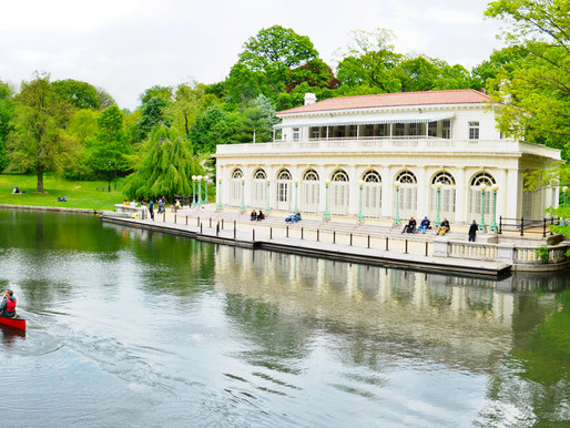 Discover the History and Landscape of Prospect Park, Central Park's Little Sister