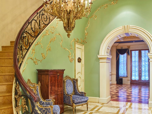 The Most Expensive Townhouse in NYC