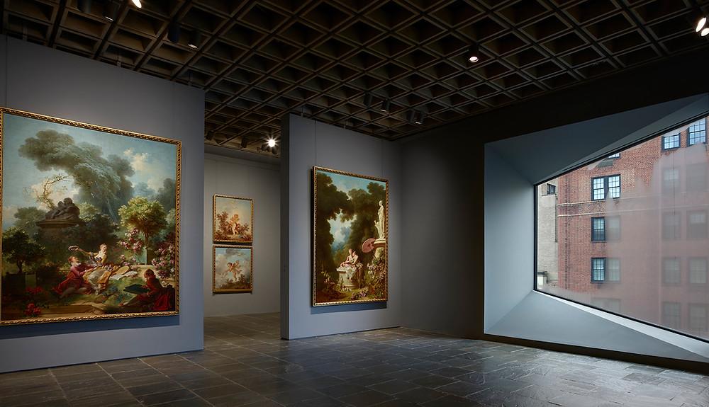 Fragonard's The Progress of Love Series at the Frick Madison
