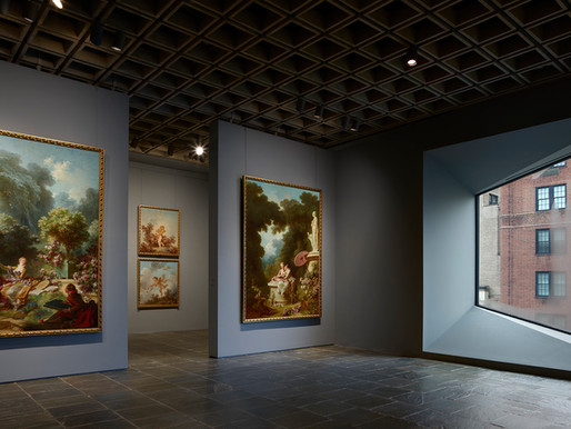 The Old Masters Find a Temporary Brutalist Home at Frick Madison