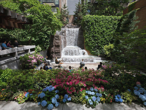 12 Peaceful Gardens, Courtyards, and Parks to Visit in New York City