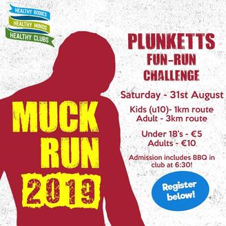 Plunketts Muck Run 2019