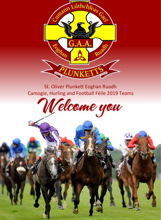 Annual Féile Race Night