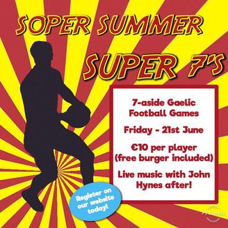 SOPER Summer Super 7's