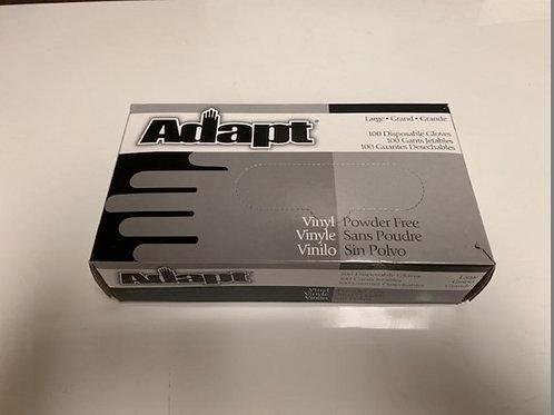Disposable Vinyl Gloves (3 Sizes)