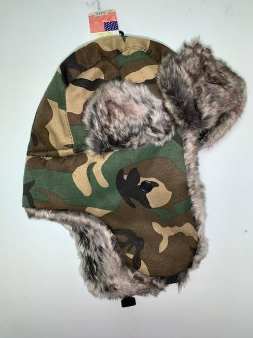 Russian Hat (camo style)