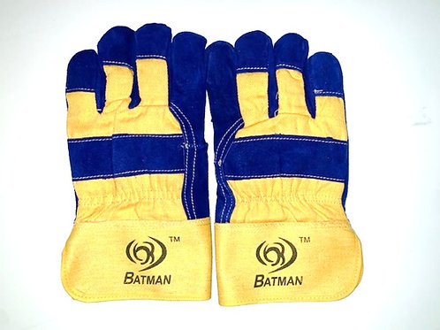 Insulated cold weather work gloves