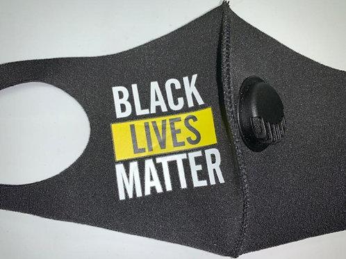 """""""Black Lives Matter"""" Cloth Mask"""