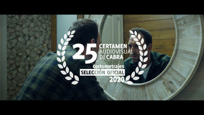 """EL CORTOMETRAJE """"NOSOTROS"""" PRODUCIDO POR CREW FILMS, NOMINADO EN EL 25 CERTAMEN AUDIOVISUAL DE CABRA"""