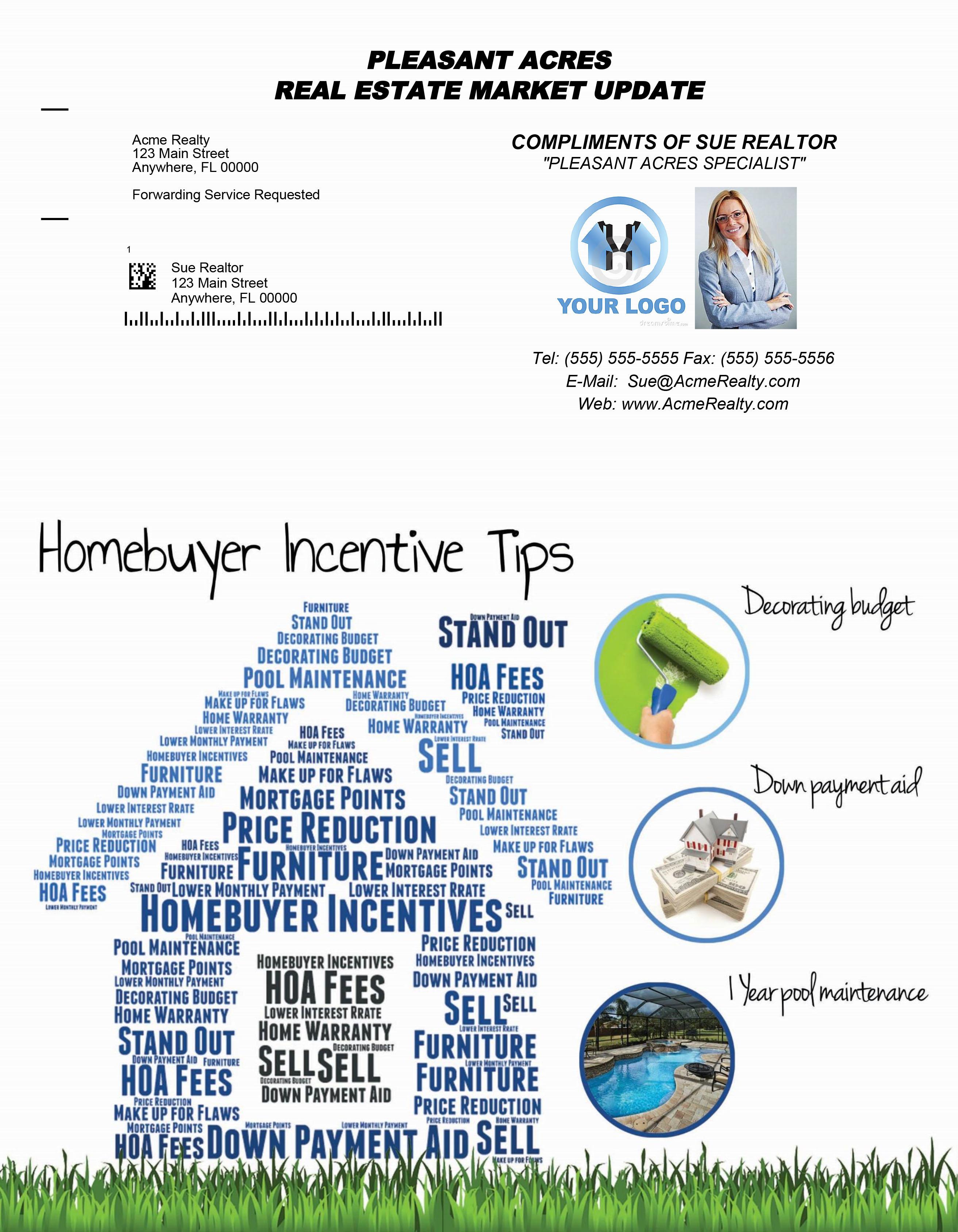Homebuyer Incentives