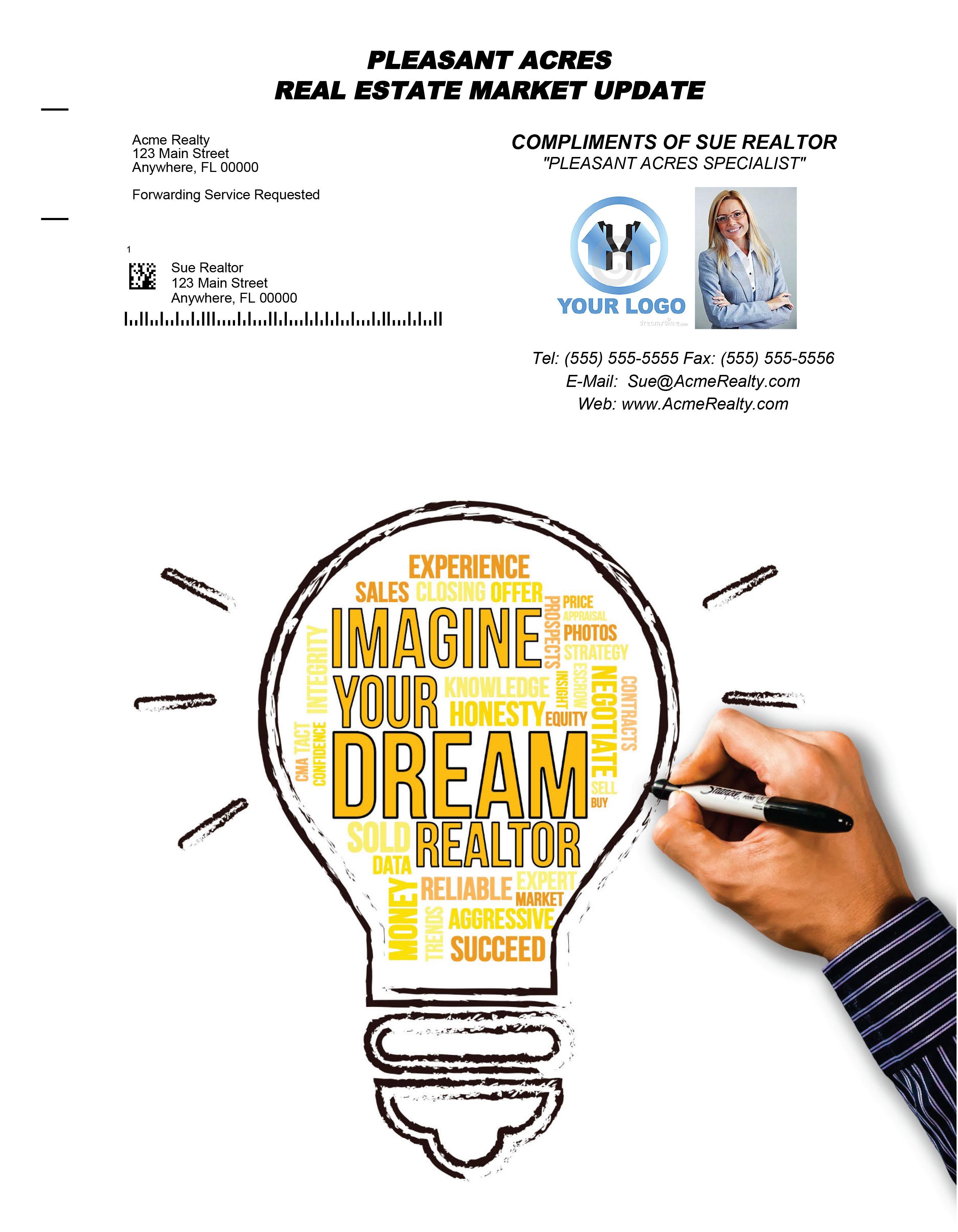 Imagine Your Dream Realtor