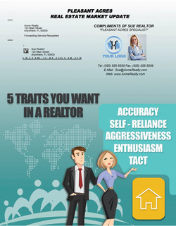 5 Traits You Want in a Realtor