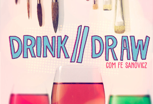 DRINK//DRAW 16/04/2019