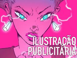 Ilustração Publicitária
