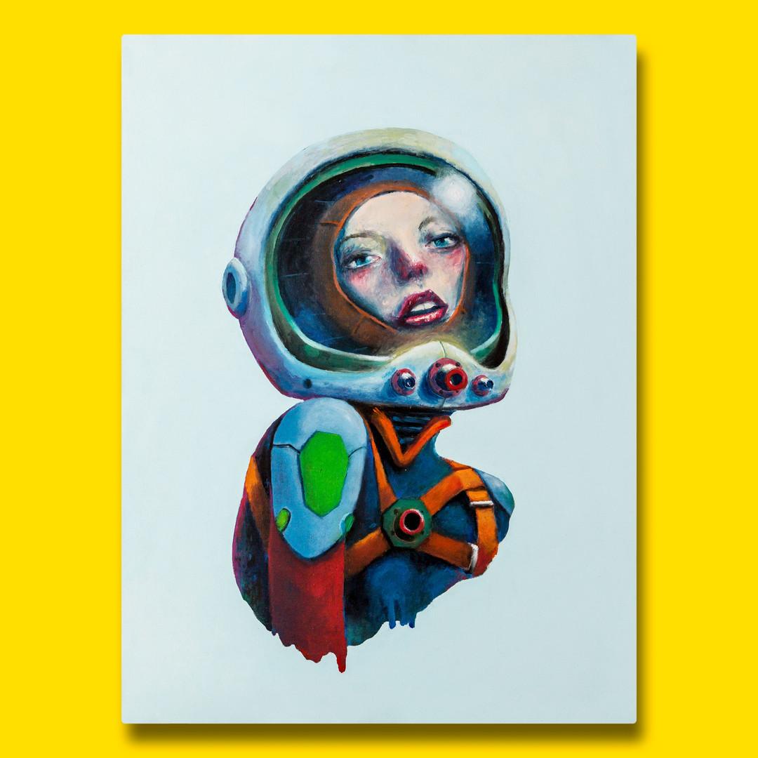"""""""Astronauta"""""""