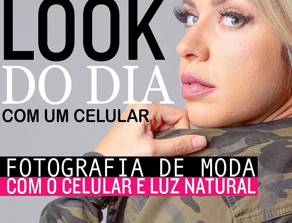 1 aula de Fotografia de Moda com celular