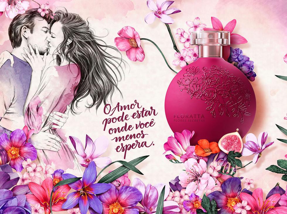 O Boticário Floratta Flores Secretas