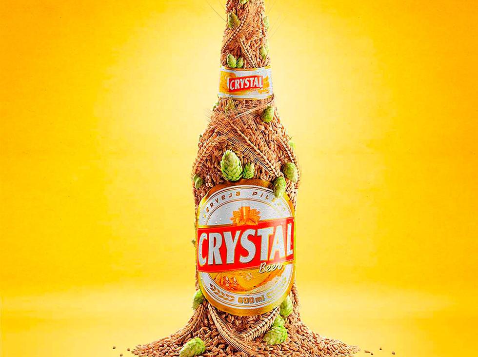 Cerveja Crystal