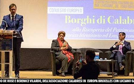 I Calabresi in Europa in visita a San Marco Argentano e Bisignano