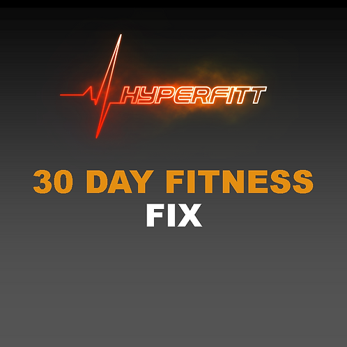 30 Day Fitness Fix