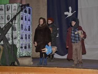 Хиславичский Центр Культуры присоединился к гражданско-патриотической акции