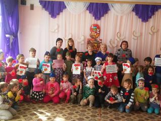 Жители Ельнинского района присоединились к акции #ЭтоНашаПобеда