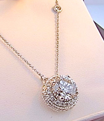 Grand Diamond Necklace