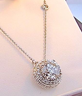 Grand Diamond Necklace