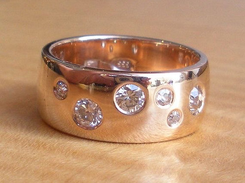 sprinkle diamond band