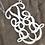 Thumbnail: Signature Monogram Pendant