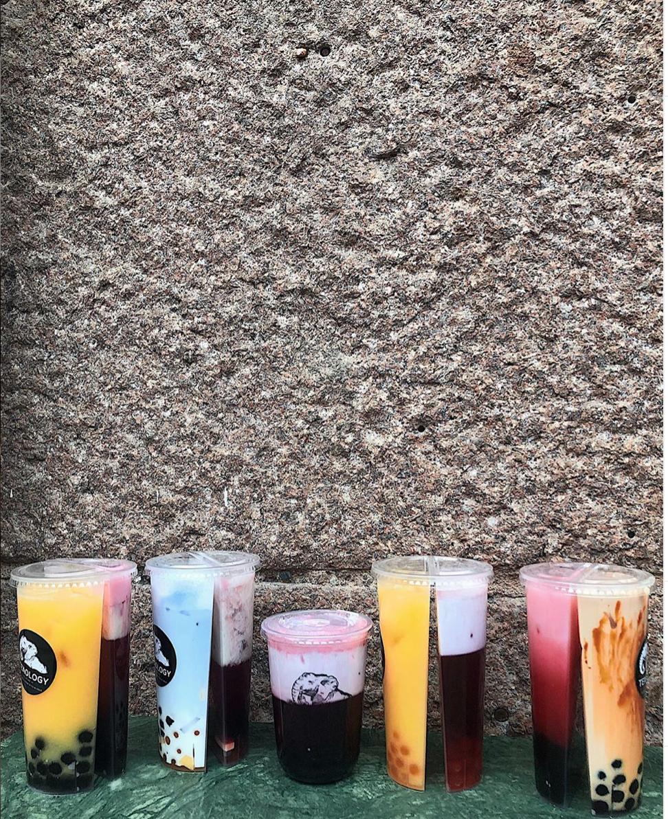 bubble tea, boba tea, boba cha oslo, teaology oslo, oslo, tea, dessert, Karl Johans, posthallen, restaurant oslo, boba te, te, is kream, ice cream