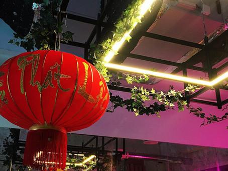 Happy Lunar New Year at Mama Pho
