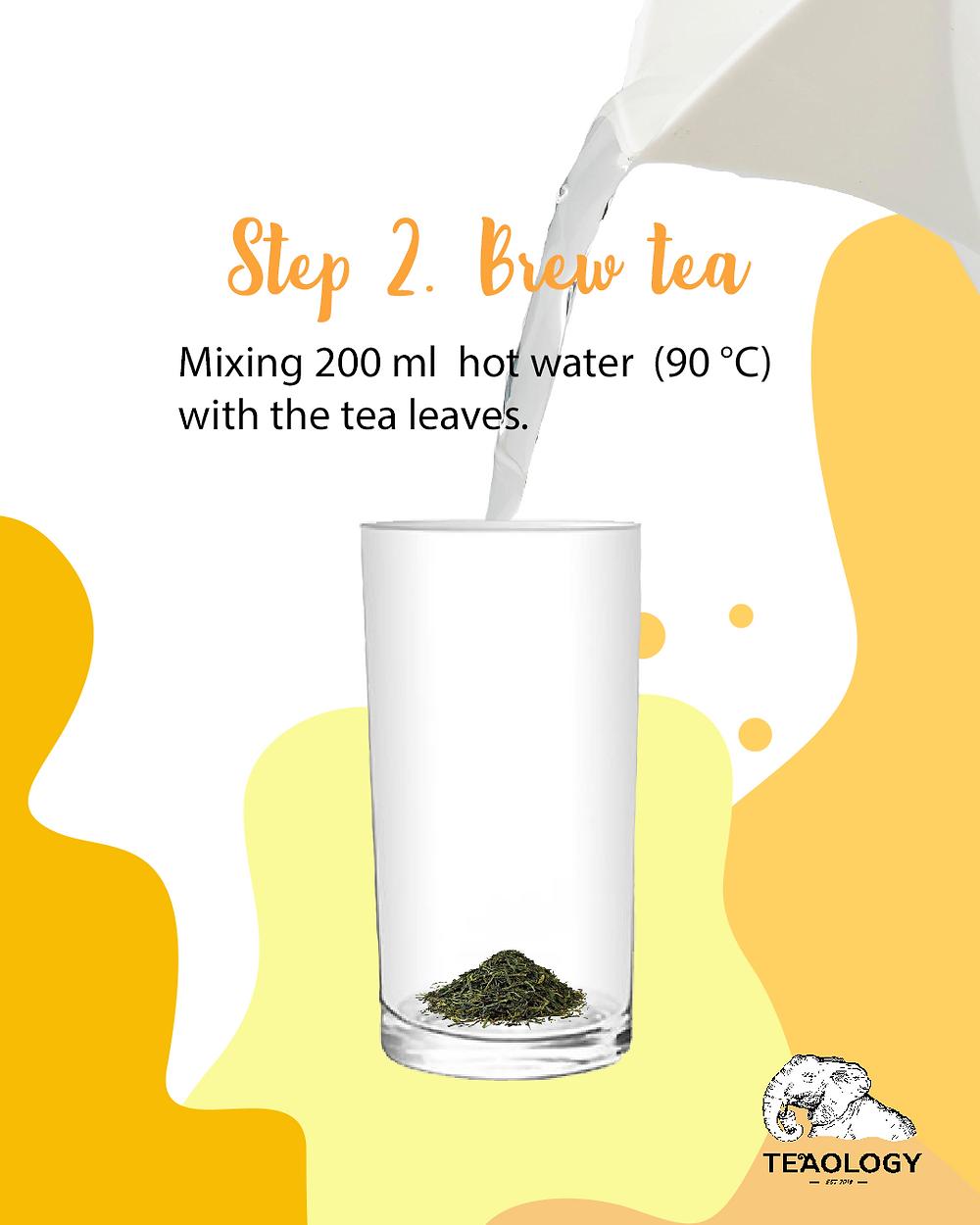 TeaOlogy - Make mango boba at home to brew tea
