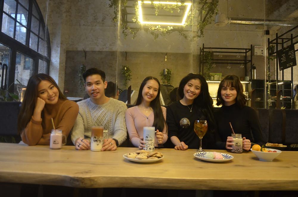 bubble tea, boba tea, boba cha oslo, teaology oslo, oslo, tea, dessert, Karl Johans, posthallen, restaurant oslo