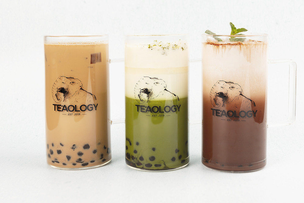 Chai tea, Matcha Latte, Teaology, bubble tea Oslo, boba cha oslo