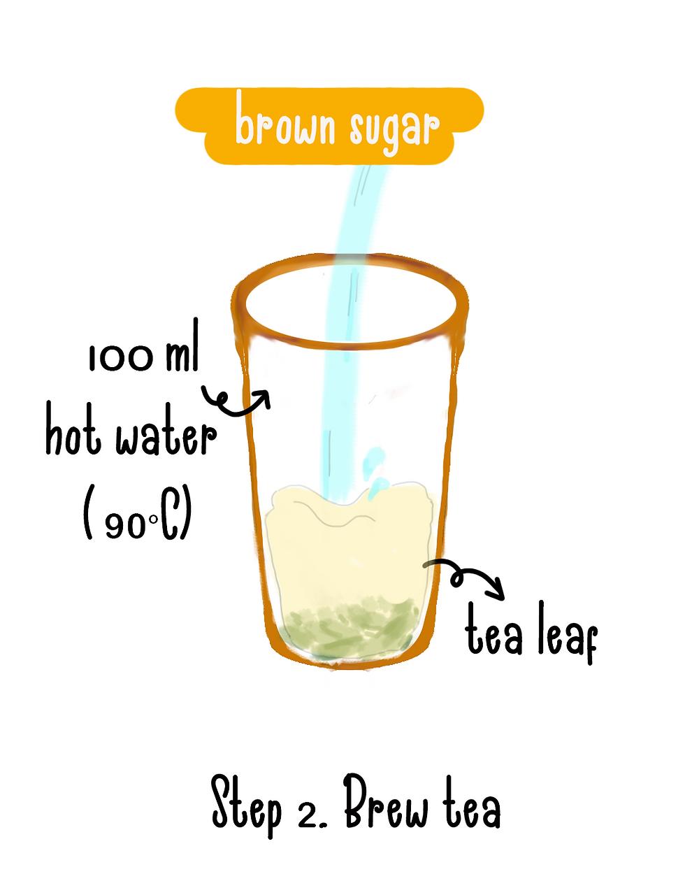 Make brown sugar at home