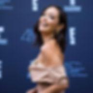 Makeup done on Actress Carla Medina for