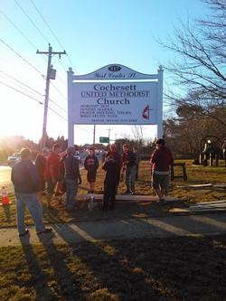 CUMC church sign Eagle Project 1 - Copy