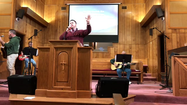 Bartons Creek Baptist Church