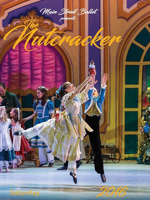 Main Street Ballet Nutcracker 2016