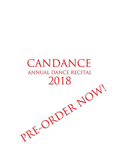 CanDance Studios 2018 Dance Recital