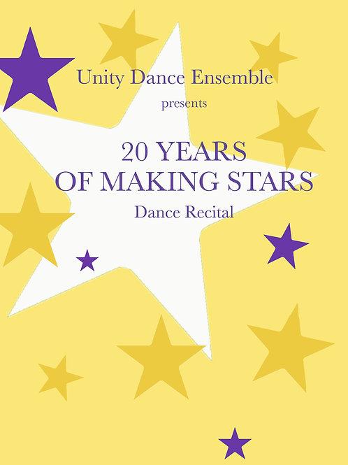 20 Years of Making Stars