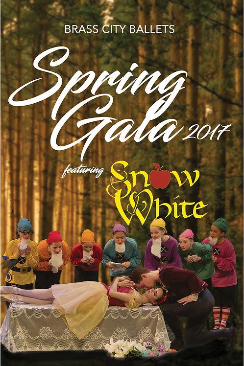 BCB SPRING GALA 2017 - SNOW WHITE