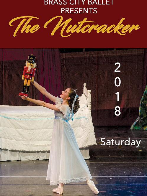 BCB Nutcracker 2018
