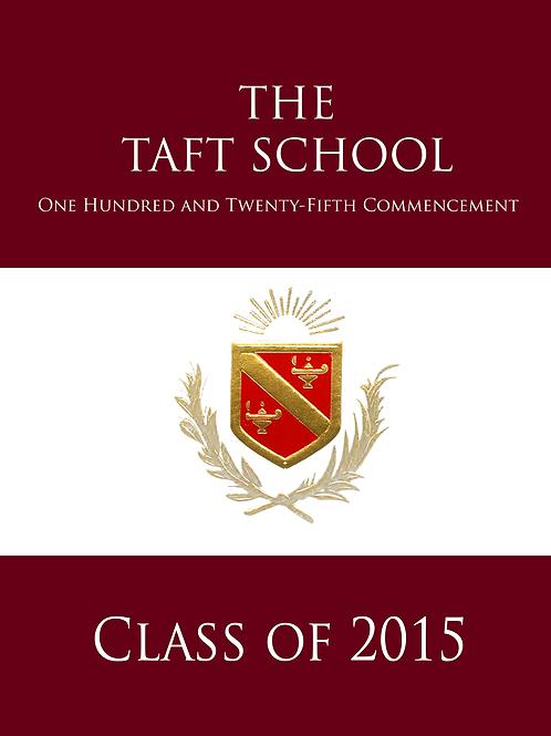 Graduation Ceremony 2015
